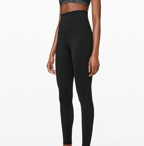 Lululemon High Rise Tight Luxtreme Lab 28
